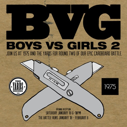 BOYS VS GIRLS 2